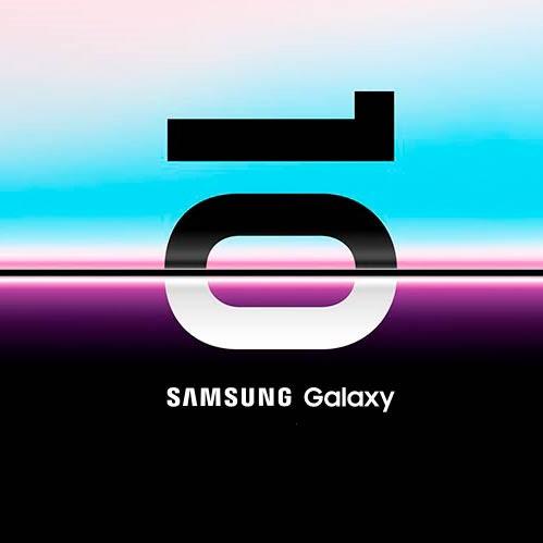 Galaxy S10 launch